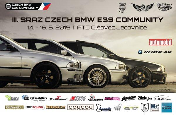 III. Sraz Czech BMW E39 Community