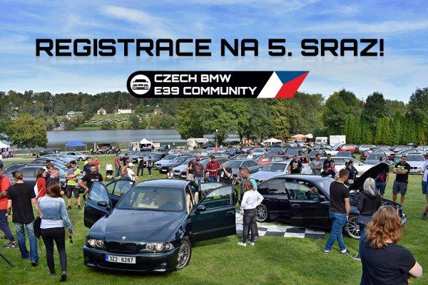 V. Sraz CZECH BMW E39 COMMUNITY