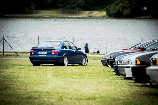 I. Sraz Czech BMW E39 Community