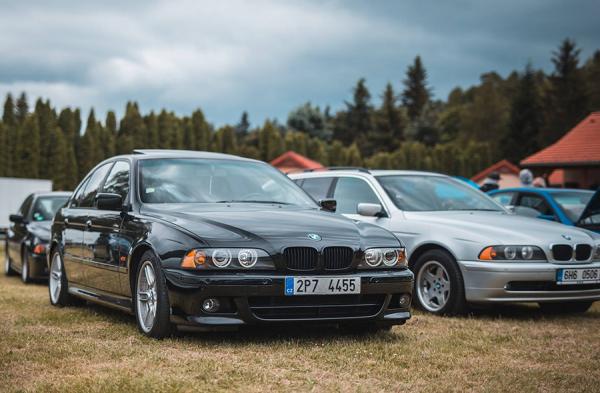 IV. Sraz Czech BMW E39 Community